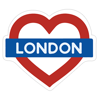 Young Love In London stickers on Viber